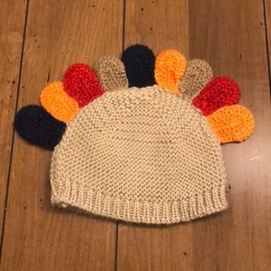 Carter s Accessories - Will SHIP TODAY (11 17) - Thanksgiving Turkey Hat 497edf3ee50